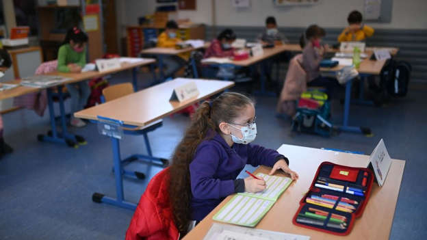 Các trường học ở Alabama báo cáo 13.000 trường hợp COVID-19 trong thời gian 2 tuần - Ảnh: MSN