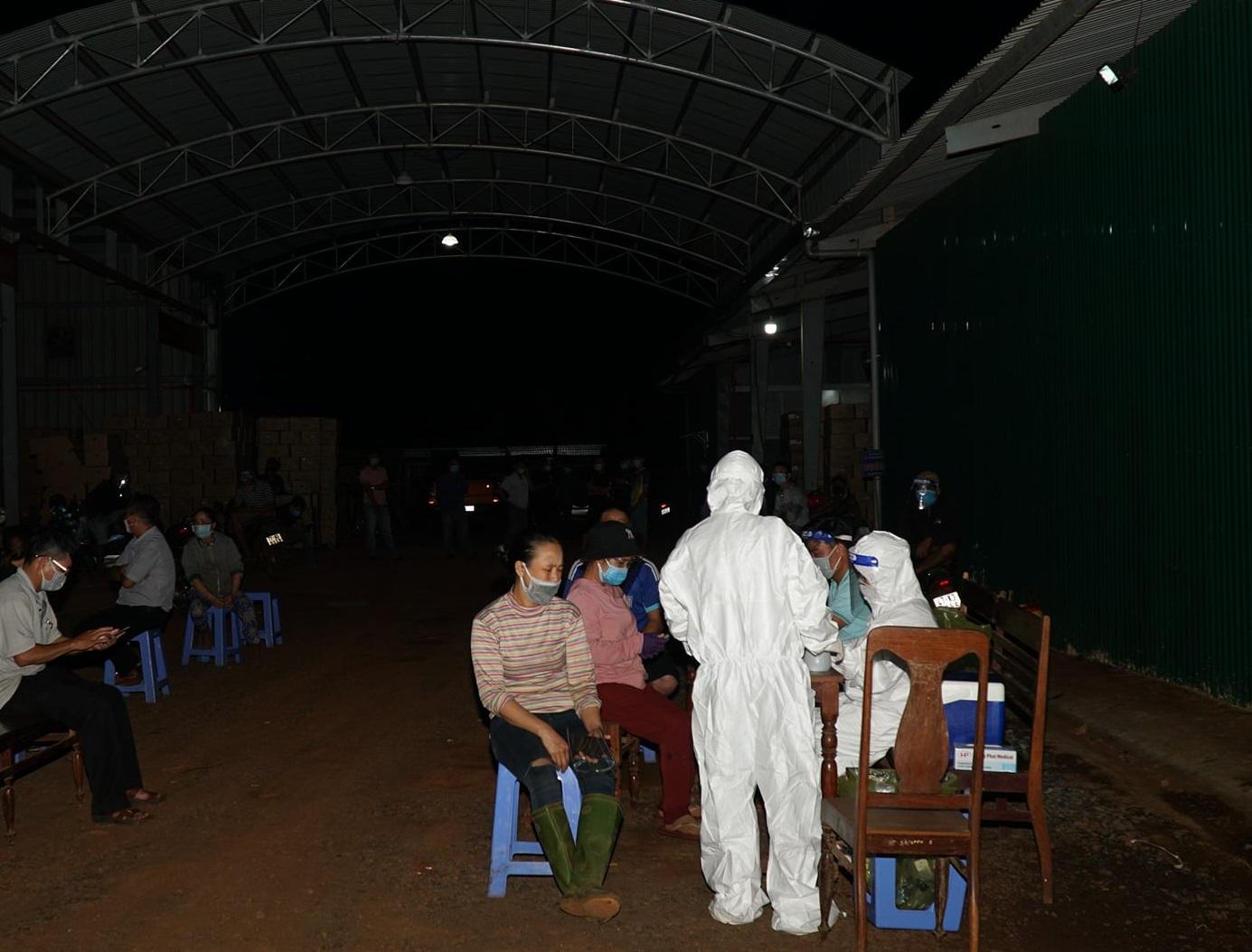 Tỉnh Đắk Lắk vẫn đang nỗ lực dập dịch