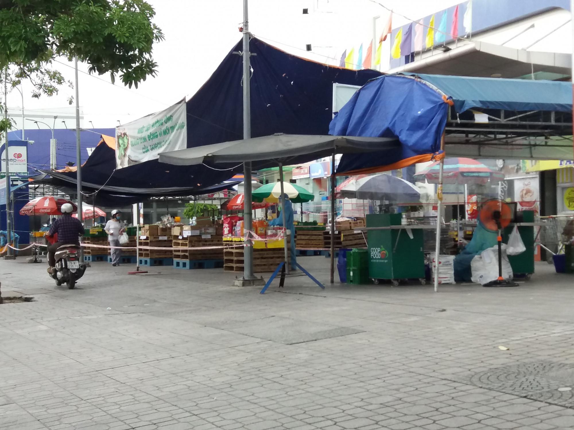 Mô hình đưa siêu thị ra phố tại TP. Nha Trang
