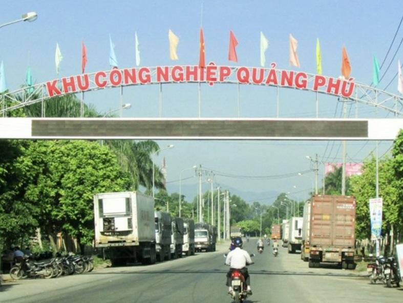 Phát sinh ổ dịch COVID - 19 mới trong KCN Quảng Phú