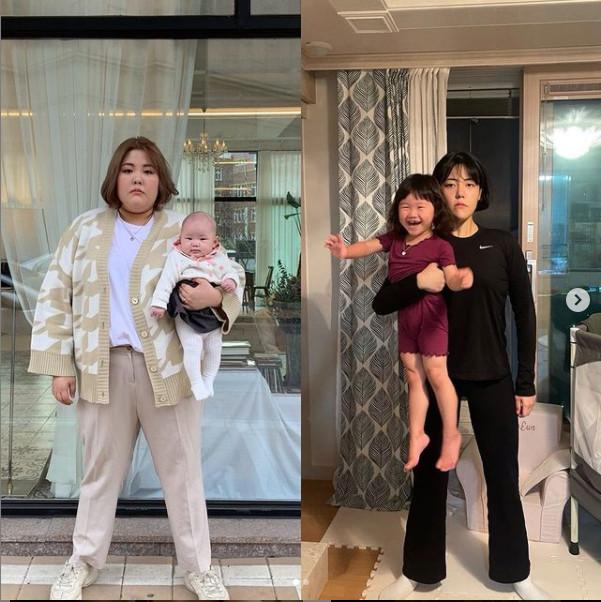 """Mới đây, trong một bức ảnh đăng tải trên Instagram cá nhân, """"thánh ăn"""" Yang Soobin gây sửng sốt với vóc dáng gọn gàng trong bộ đồ ôm dáng. Nhiều khán giả thậm chí còn không nhận ra cô nàng bởi trước đó họ để quá quen với dáng người mũm mĩm, đáng yêu của """"thánh ăn"""" vài năm về trước."""