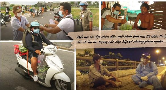 Đạo diễn Xuân Phước trong những ngày rong ruổi thiện nguyện và làm phim