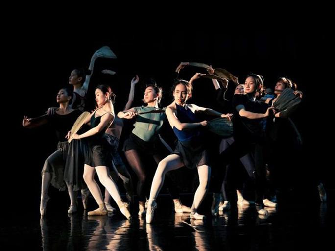 Nghệ sĩ múa hưởng ứng lời kêu gọi của biên đạo múa Tuyết Minh.
