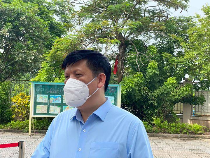 Bộ trưởng Bộ Y tế cho rằng, phải xét nghiệm toàn dân tại Hà Nội  để ngăn chặn, bóc tách F0 khỏi cộng đồng