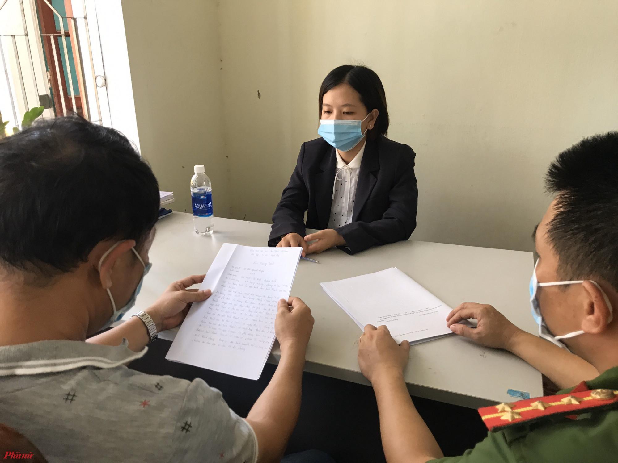 Lê Thị Khánh Huyền khai nhận, đối tượng nhắm đến người có hoàn cảnh éo le, bệnh tật, bế tắc để truyền đạo