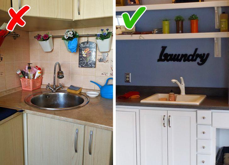 Vòi không chỉ là vật cung cấp nước mà nó còn là một phần quan trọng của tổng thể nội thất. Nó có thể dễ dàng thêm một tính năng độc đáo cho thiết kế của căn phòng. Ví dụ , ngày nay đó là các mô hình không tiếp xúc, hai màu và nhiều màu sắc hợp thời trang. Bằng cách chọn một màu khác thường (trắng, đen hoặc đồng), bạn có thể làm cho nhà bếp của mình trông độc đáo.