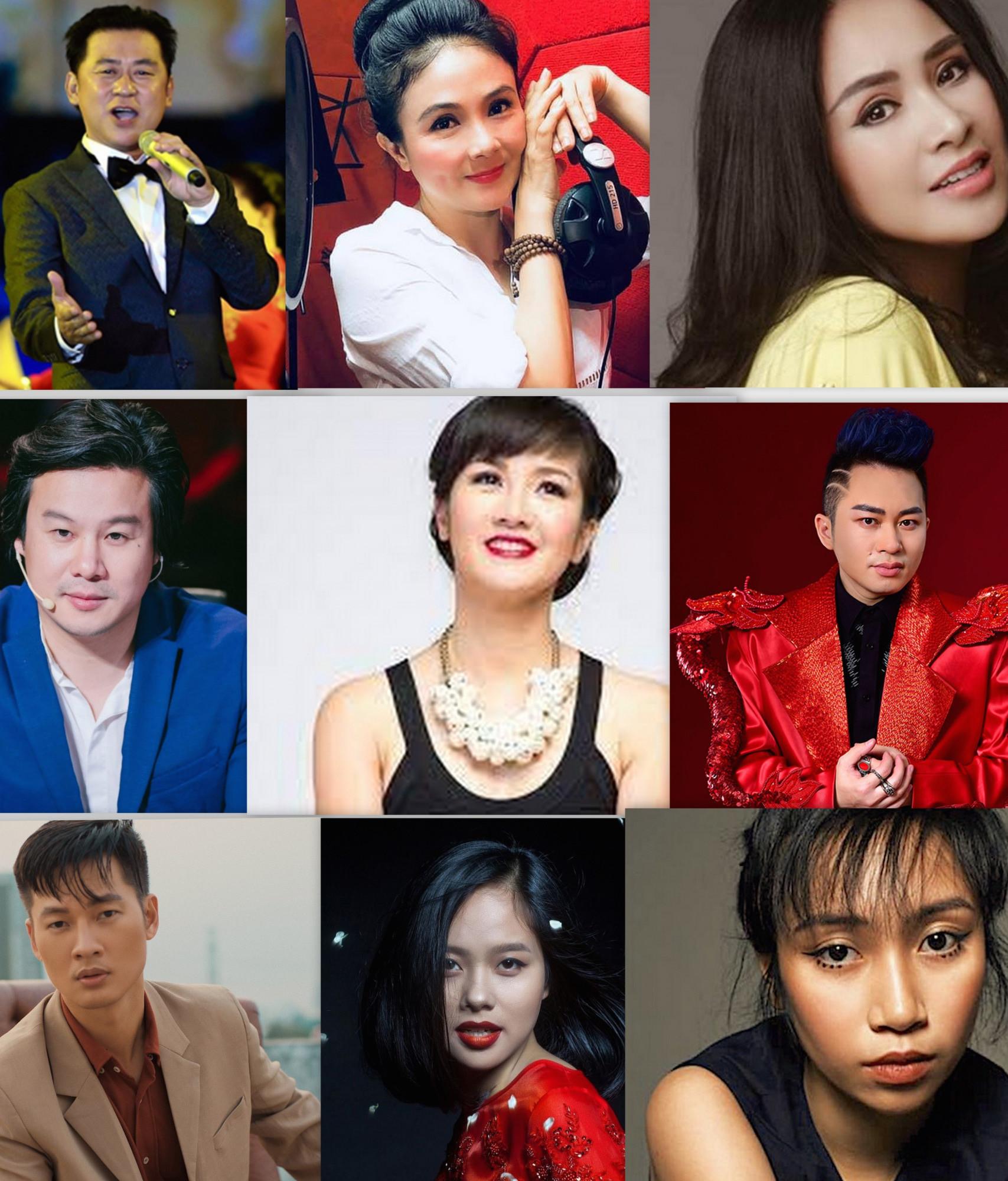 Nhiều nghệ sĩ quen thuộc sẽ góp mặt trong đêm nhạc 'Nối vòng tay lớn