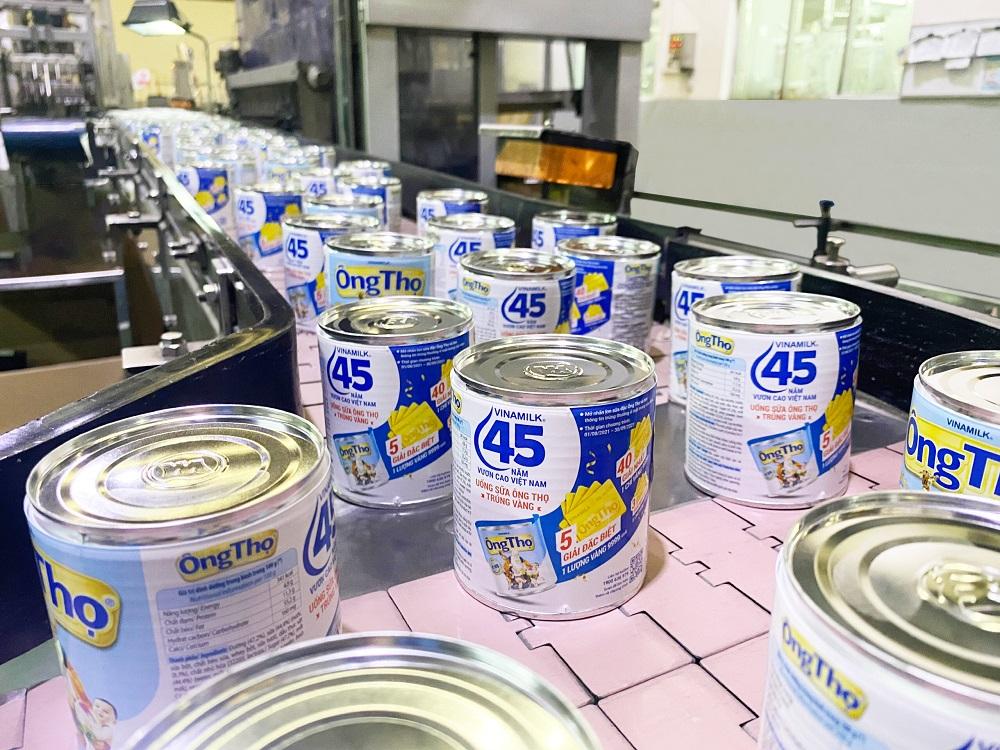 Sữa đặc Ông Thọ vẫn luôn duy trì chất lượng cùng thành phần dinh dưỡng, độ thơm ngon, sánh mịn trong mọi bối cảnh xã hội để gửi lời tri ân thiết thực nhất đến người tiêu dùng Việt Nam trong suốt 45 năm qua