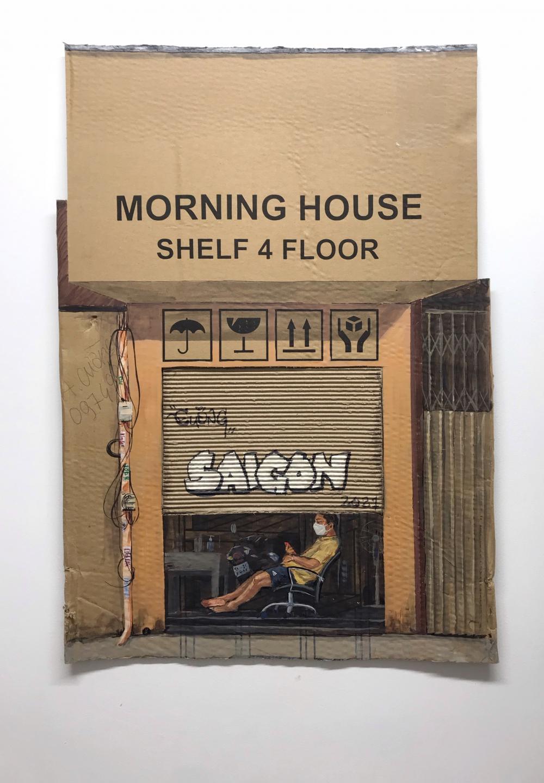 Tác phẩm 'Morning house'