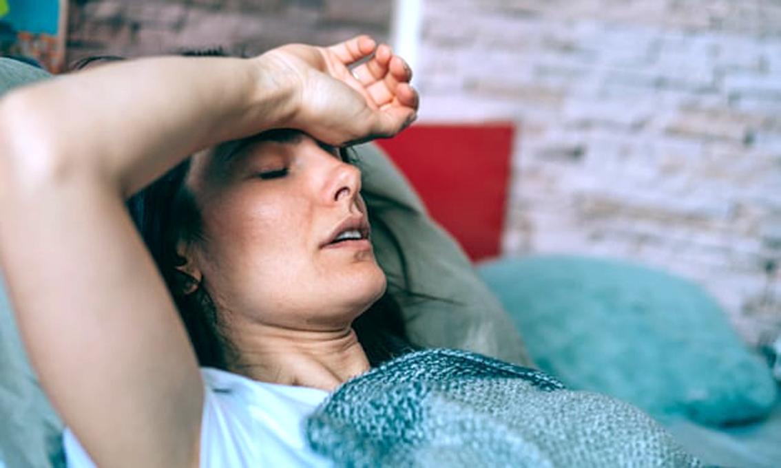 Sau khi bị nhiễm COVID-19 phải nhập viện và điều trị, các bệnh nhân thường bị các di chứng kéo dài sau khi khỏi bệnh - Ảnh: Getty Images