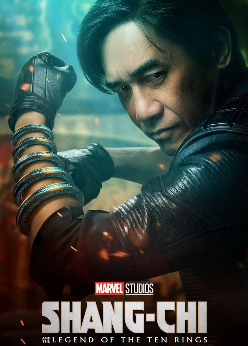 Lương Triều Vỹ trong Shang-Chi and the Legend of the Ten Rings