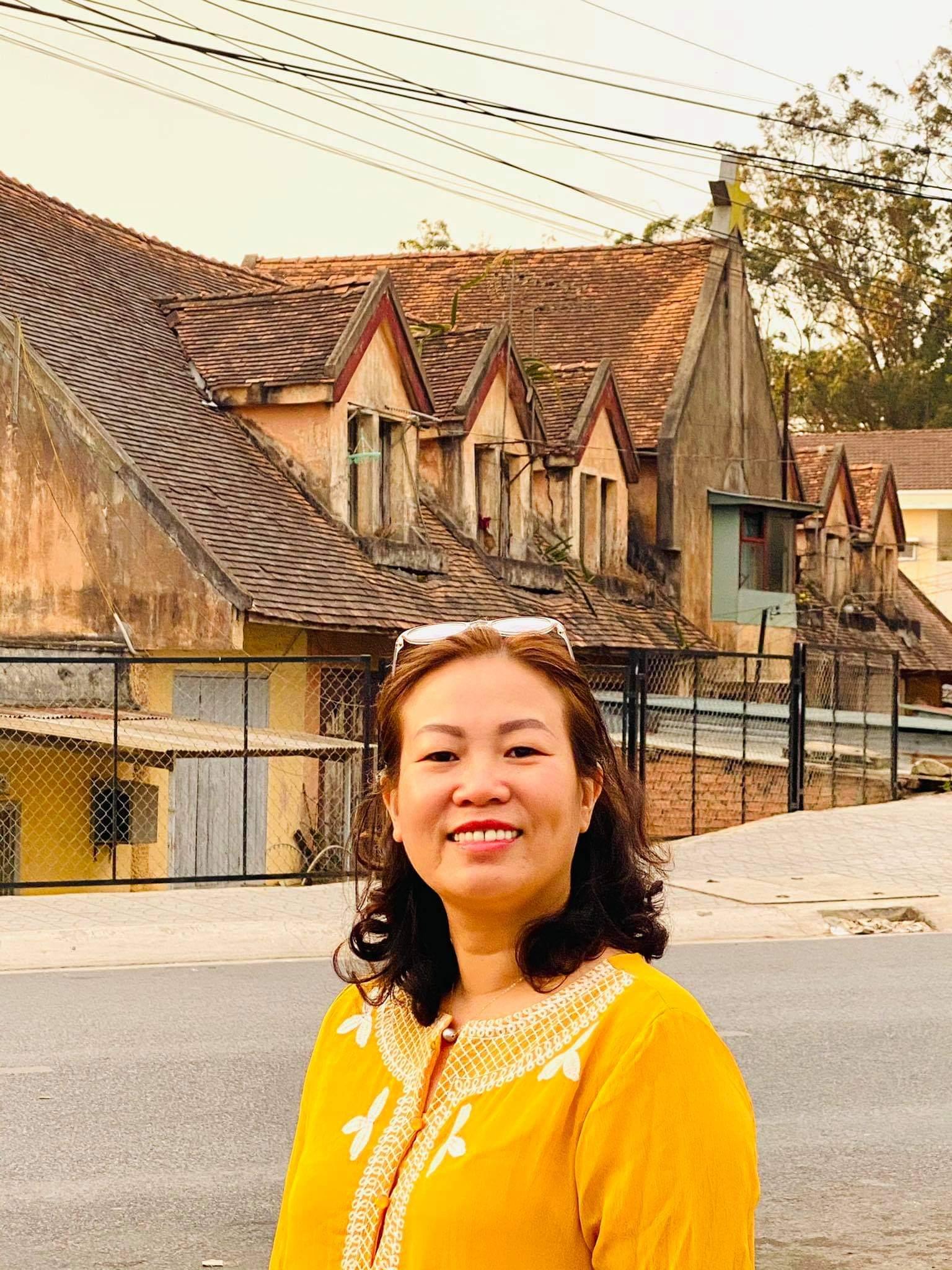 Chị Thanh đã thành công trong cách dạy con