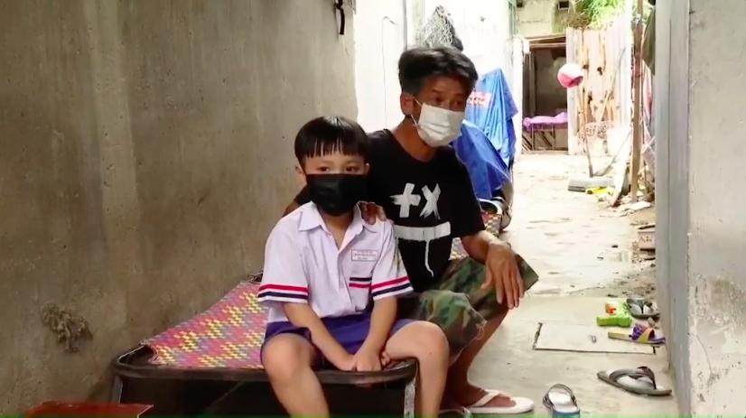 Nhiều đứa trẻ tại TPHCM trở thành mồ côi vì cha mẹ mất trong đại dịch - Ảnh minh hoạ