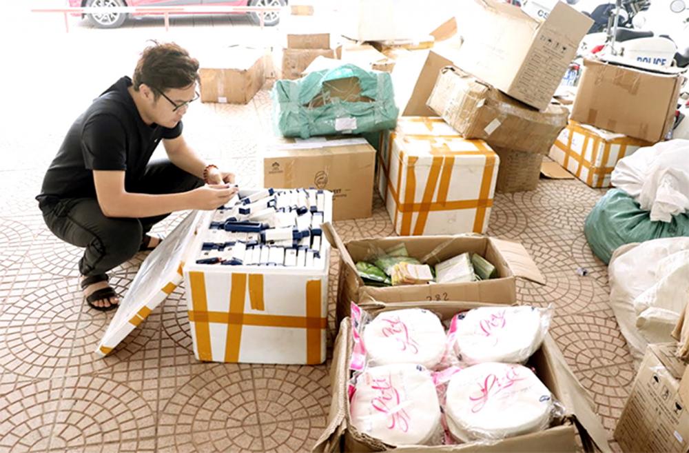 Nhiều nạn nhân tố cáo bị lừa đảo bằng hình thức chuyển tiền đặt cọc mua thực phẩm