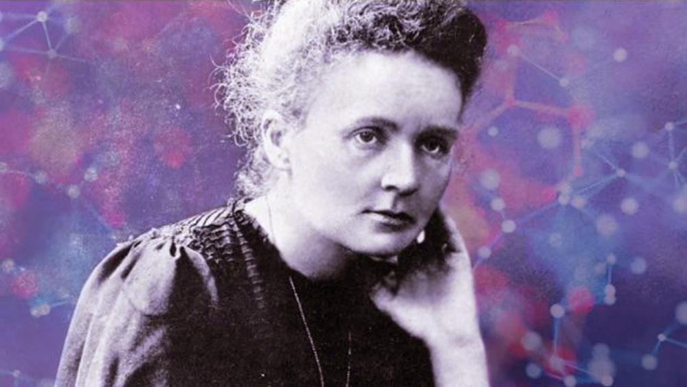Nữ khoa học gia Marie Curie