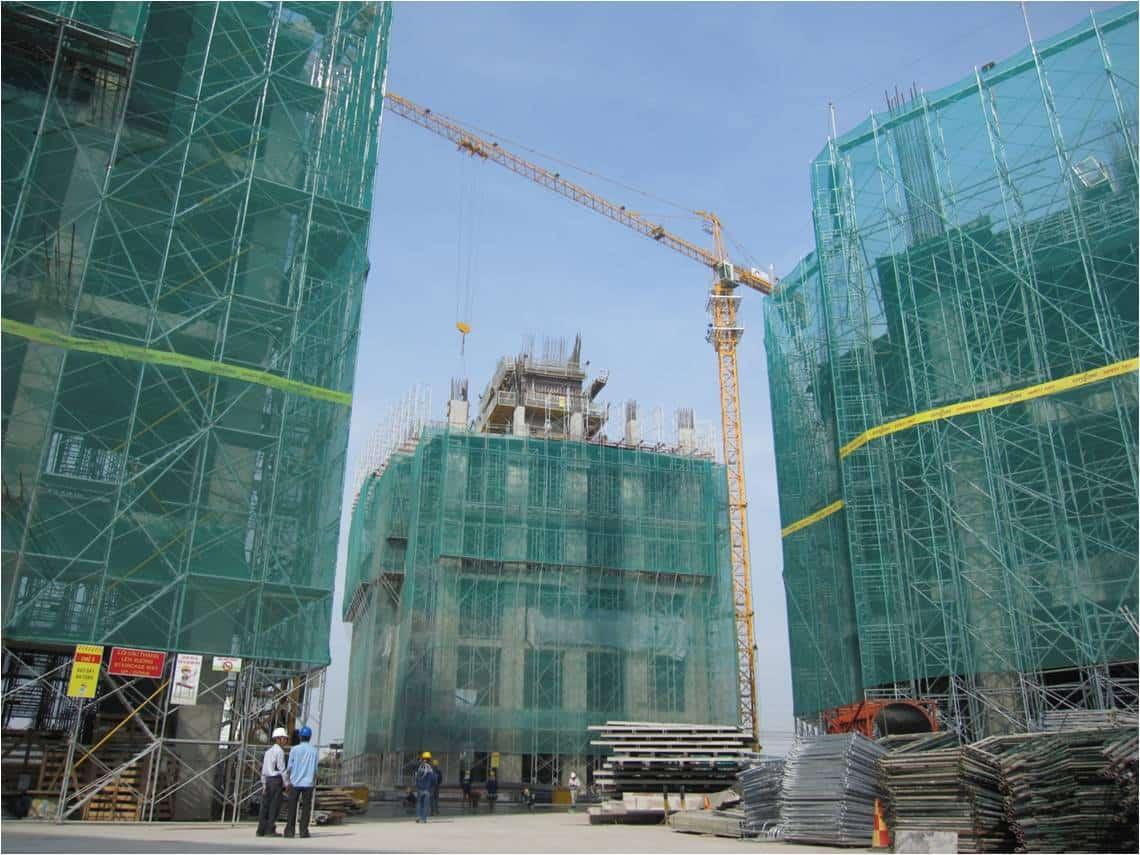 Dự kiến người lao động tại các công trình xây dựng phải có Thẻ xanh COVID-19
