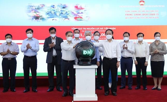 trang thông tin điện tử http://vandongxahoi.mattran.org.vn