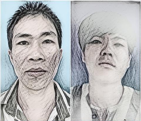 Hai phạm nhân trốn khỏi Trại giam An Phước, huyện Phú Giáo, tỉnh Bình Phước vào sáng 16/9 đã bị lực lượng chức năng truy xét bắt giữ