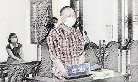 Phạt tù người đang ông nhiễm COVID-19 rồi lây cho 7 người khác