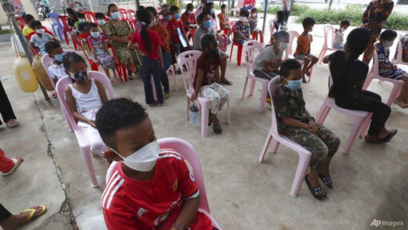 Campuchia đang xem xét tính an toàn để ở rộng nhóm đối tượng tiêm chủng cho trẻ từ 3-5 tuổi