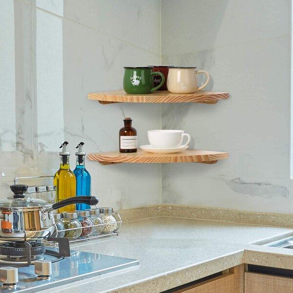 Nhà bếp là một phần trong căn hộ của bạn luôn cần thêm không gian, bất kể kích thước. Đó là lý do tại sao, thay vì những chiếc tủ lớn, bạn có thể sử dụng những chiếc kệ mở nhẹ. Ý tưởng cho kệ bếp được đặt tại đây  blog và này blog.