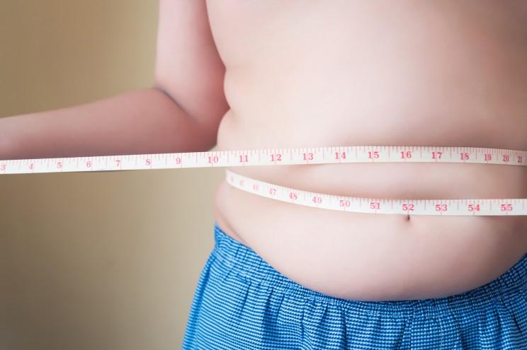 Tỷ lệ béo phì trong độ tuổi từ 5 đến 11 đã tăng khoảng 9,5%.