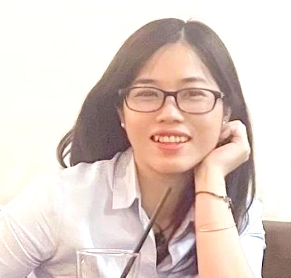 Chị Trần Nguyễn Xuân Thảo