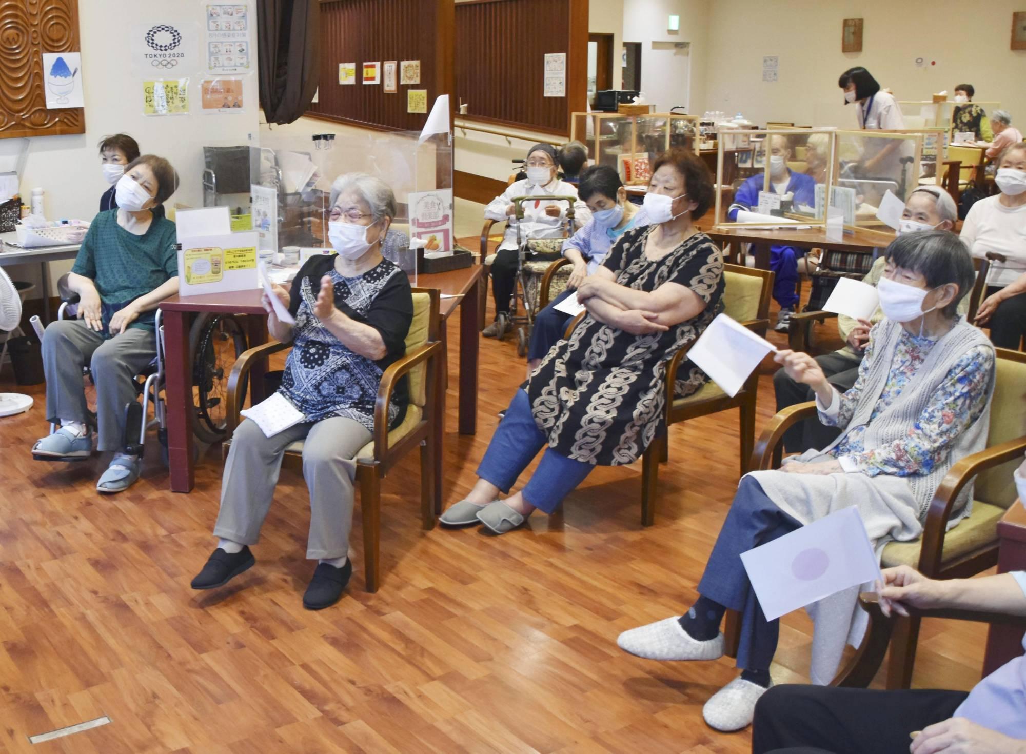Dân số Nhật Bản từ 65 tuổi trở lên ước tính đạt mức cao kỷ lục 36,4 triệu người vào thứ Tư, Bộ Nội vụ Nhật Bản cho biết hôm Chủ nhật.   KYODO