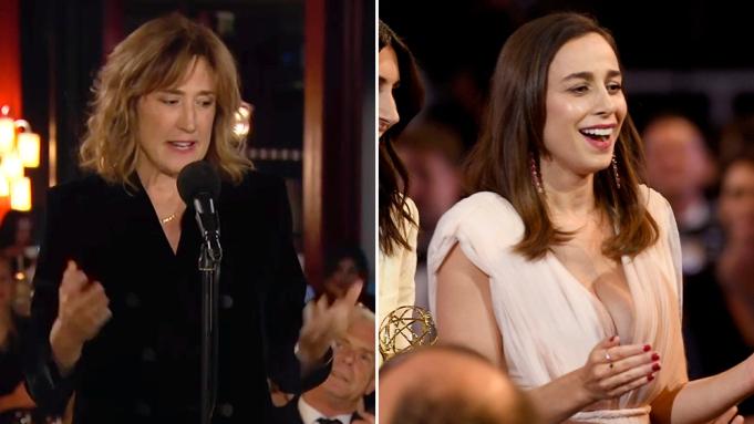 Đạo diễn Jessica Hobbs (trái) và đạo diễn