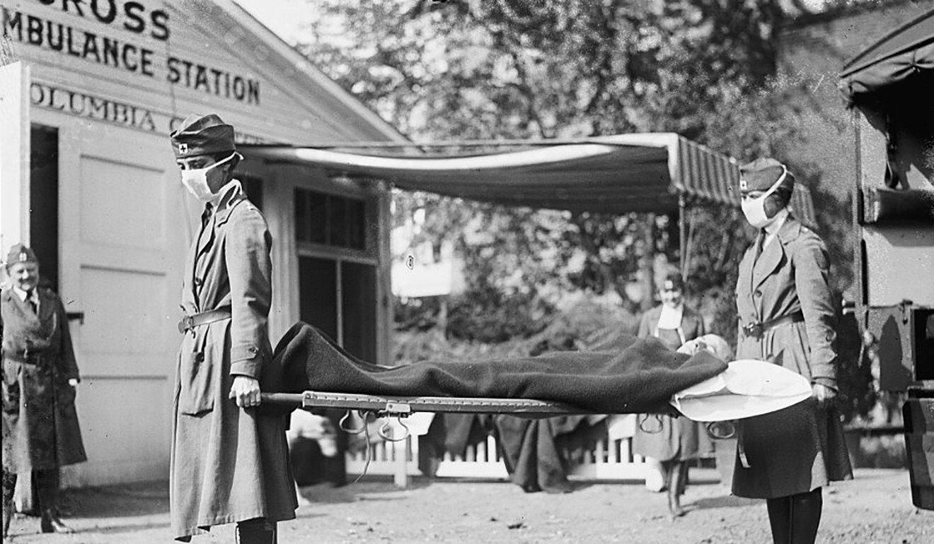 Cúm Tây Ban Nha năm 1918 đã cướp đi sinh mạng của 675.000 người ở Mỹ