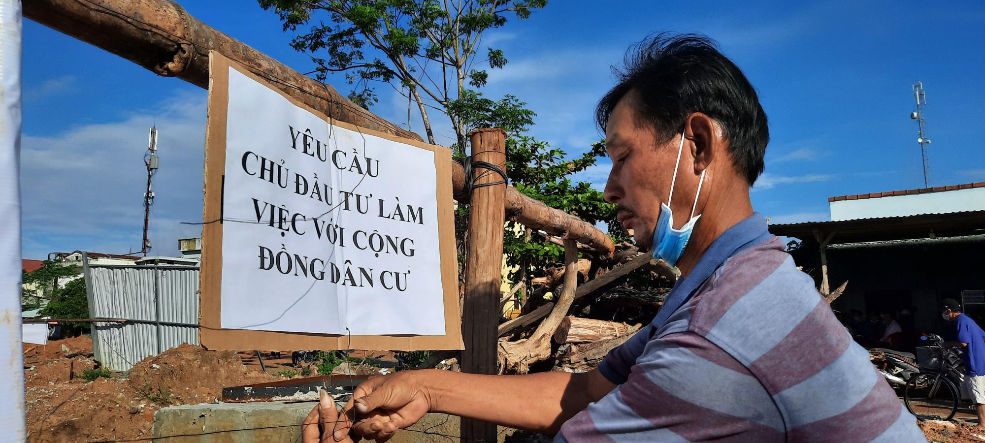 Người dân cần đối thoại, nhưng chính quyền huyện Phú Nih từ tháng 4/2021 đến nay vẫn không có cuộc họp dân nào để giải quyết bức xúc cho họ