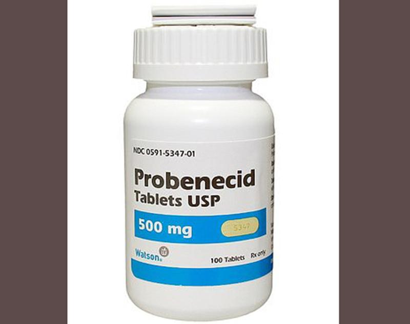 Probenecid, một loại thuốc chữa bệnh gút được Cục Quản lý Thực phẩm và Dược phẩm Hoa Kỳ (FDA) phê chuẩn sử dụng hơn 40 năm nay, cho thấy có nhiều hứa hẹn trong việc điều trị COVID-19 - Ảnh: Getty Images