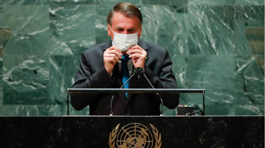 Bộ trưởng Bộ Y tế Brazil Queiroga