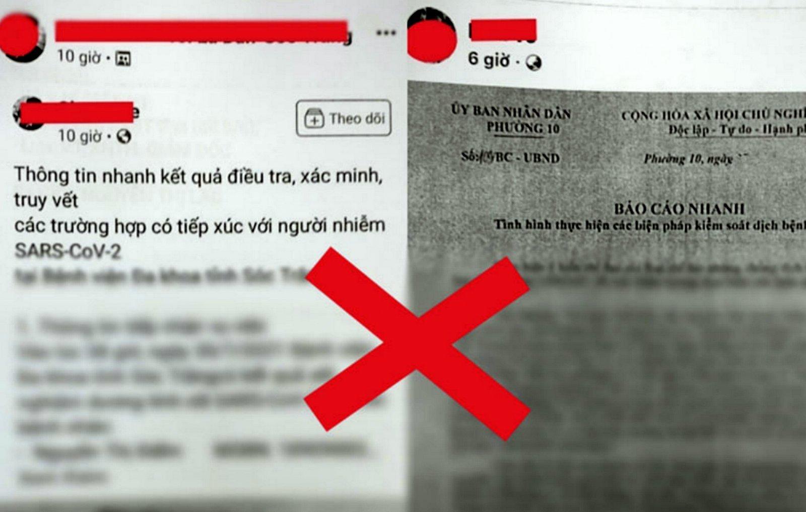 Thông tin cá nhân bị người khác đăng tải lên mạng xã hội mà không được sự đồng ý nên bị phạt