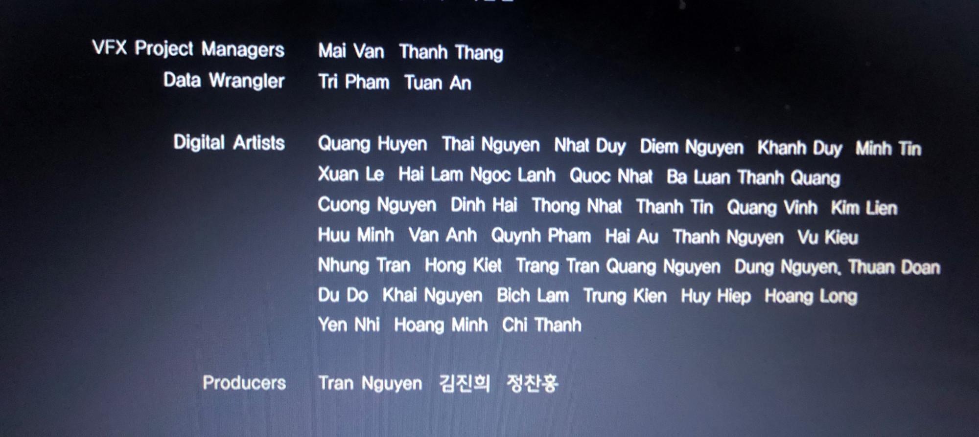 Đội ngũ Việt Nam sáng tạo đồ họa cho bom tấn Squid Game
