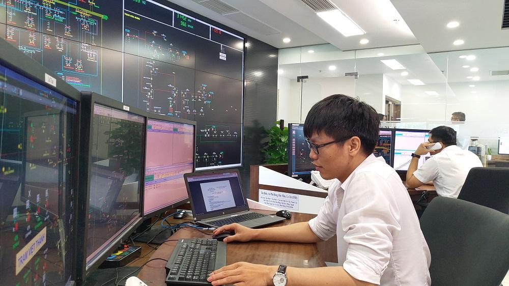 Công nghệ điều khiển xa hệ thống điện là một ví dụ thành công điển hình trong quá trình chuyển đổi số của Tổng công ty Điện lực TPHCM - Ảnh: EVNHCMC