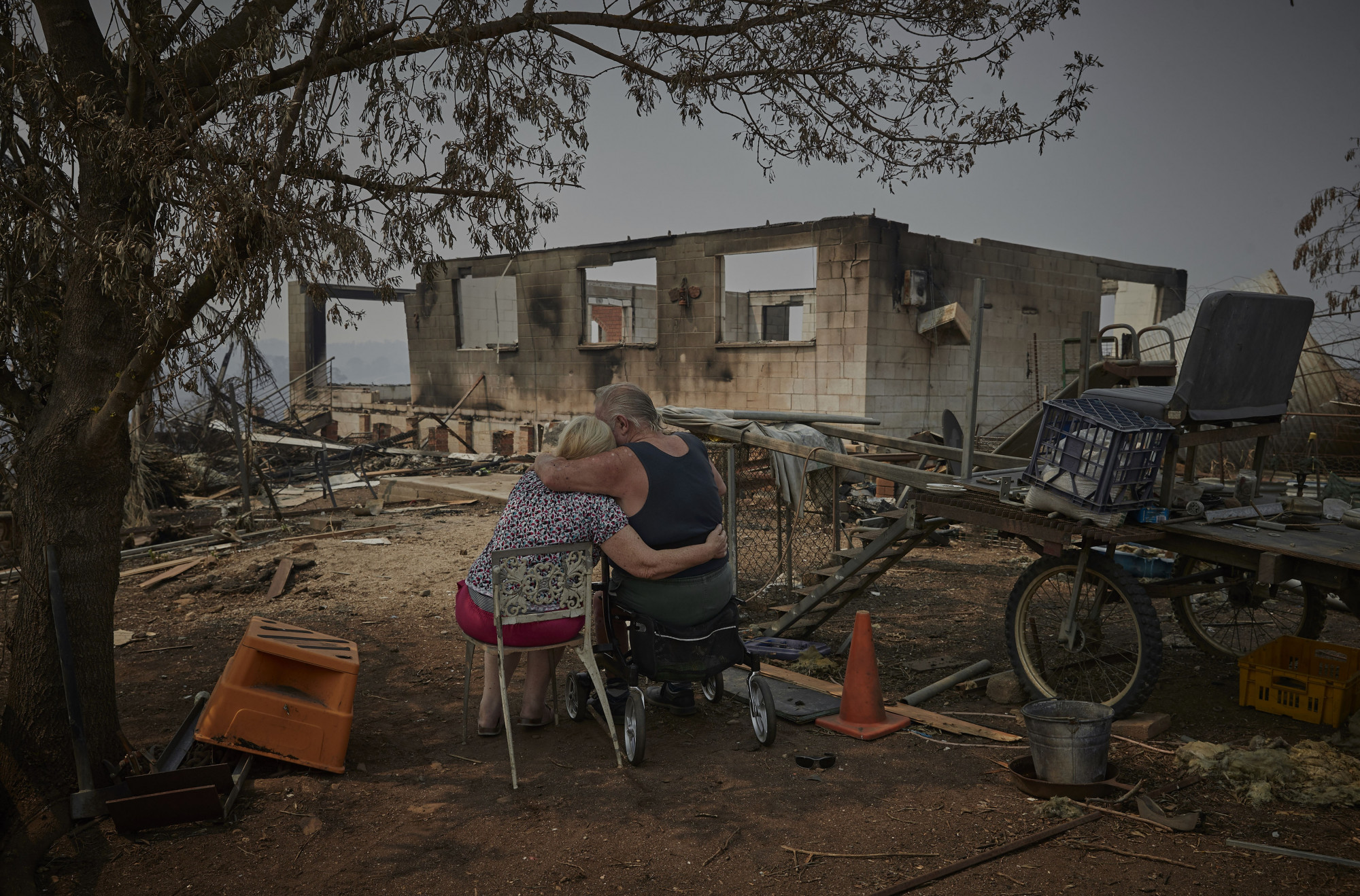 Bức ảnh của nhiếp ảnh gia Kiran Ridley thắng giải ảnh báo chí - câu chuyện nổi bật.