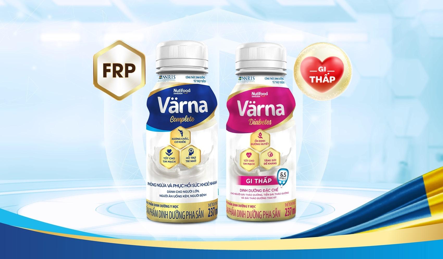 40.000 sản phẩm dinh dưỡng y học Värna từ Thụy Điển được trao tặng cho y, bác sĩ và bệnh nhân đang điều trị COVID-19 trên địa bàn tỉnh Đồng Nai.