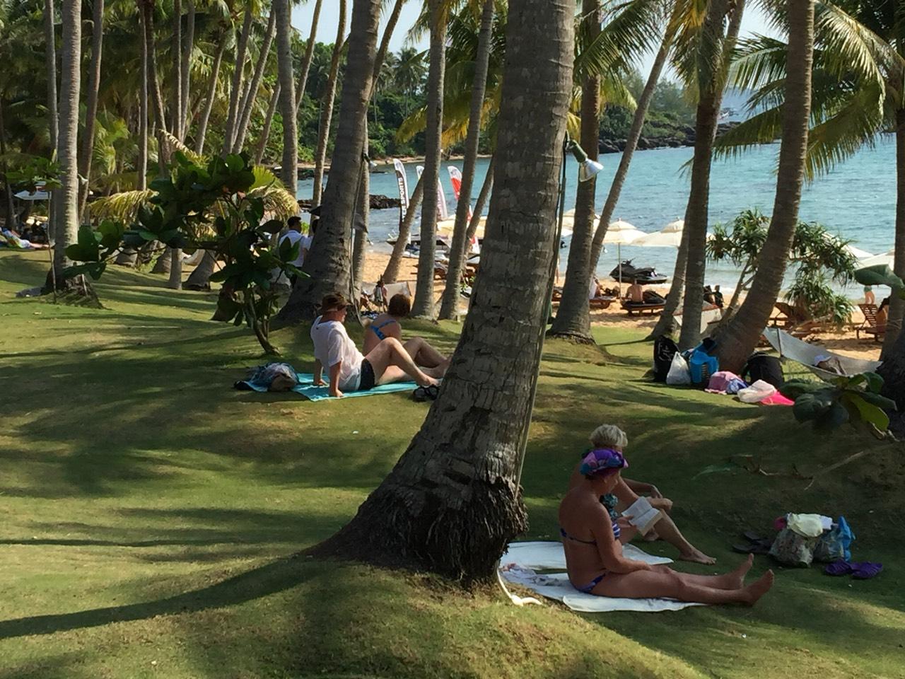Phú Quốc được lựa chọn là điểm đến của nhiều du khách quốc tế