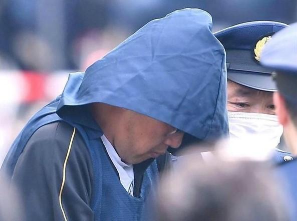 Yasumasa Shibuya, kẻ sát hại bé Nhật Linh hồi năm 2017