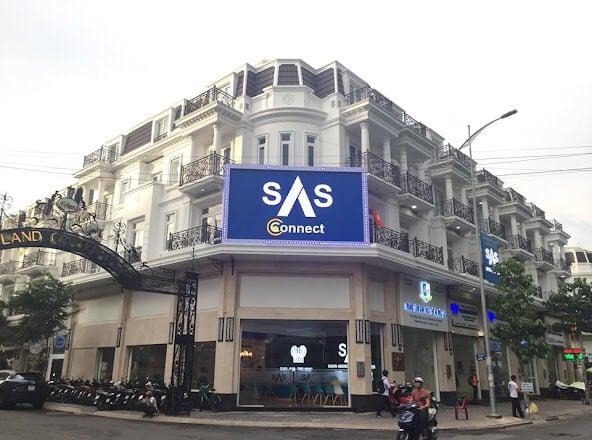 Trung tâm ngoại ngữ SAS tại Gò Vấp