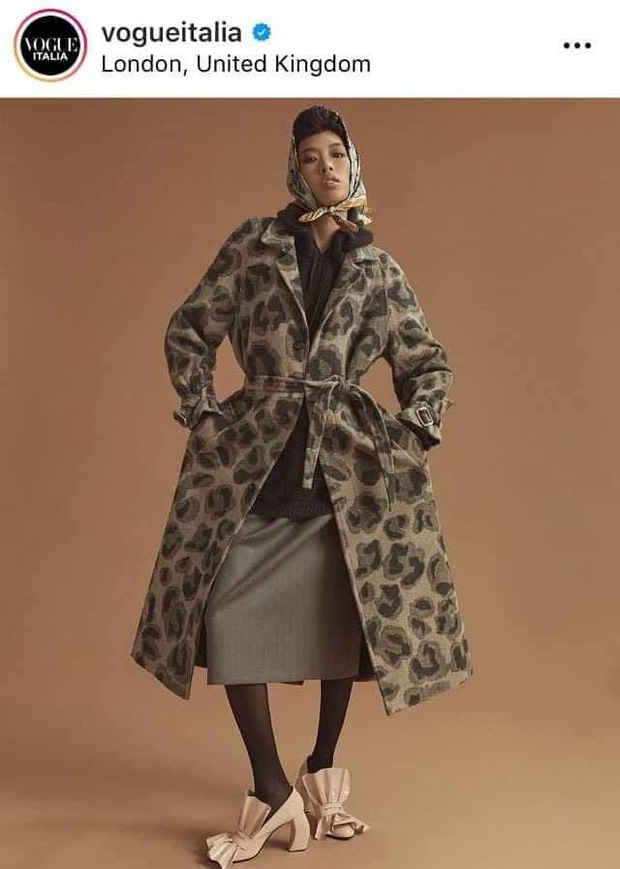 Phương Oanh đã chụp rất nhiều bộ ảnh cho các tạp chí như: Vogue, F Word Magazien