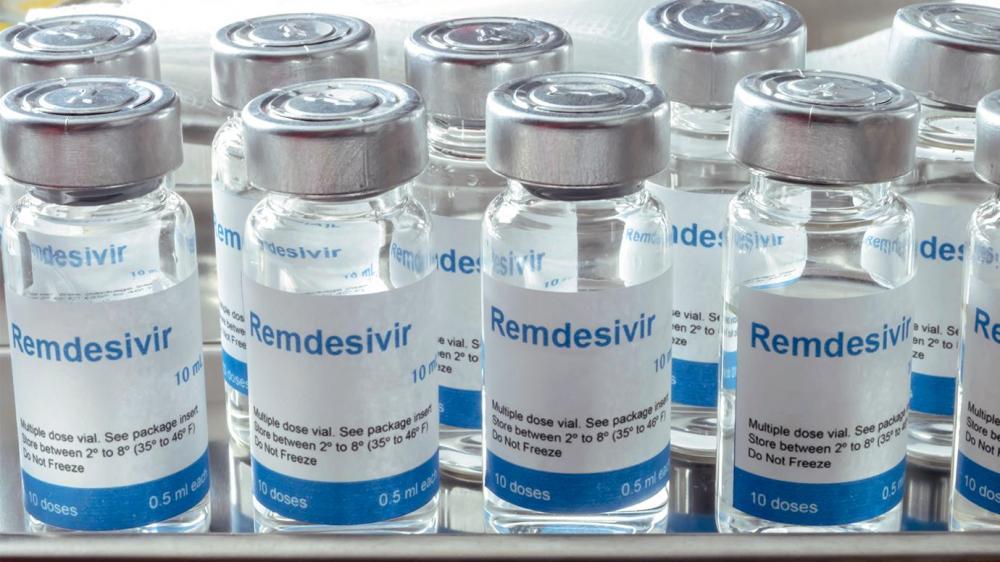 Remdesivir được được tiêm vào tĩnh mạch cho những bệnh nhân COVID-19 đã bị bệnh nặng đến mức phải nhập viện