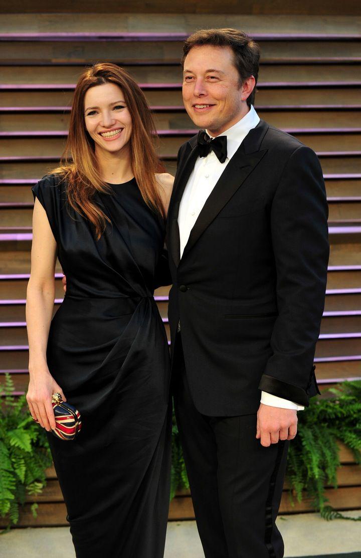 Diễn viên Talulah Riley và Elon Musk từng ly hôn sau đó tái hôn.