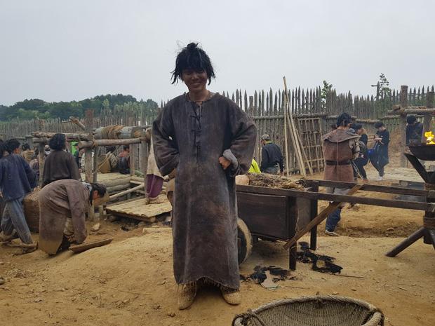 Lê Thanh Tôn trong phim Biên niên sử Arthdal.
