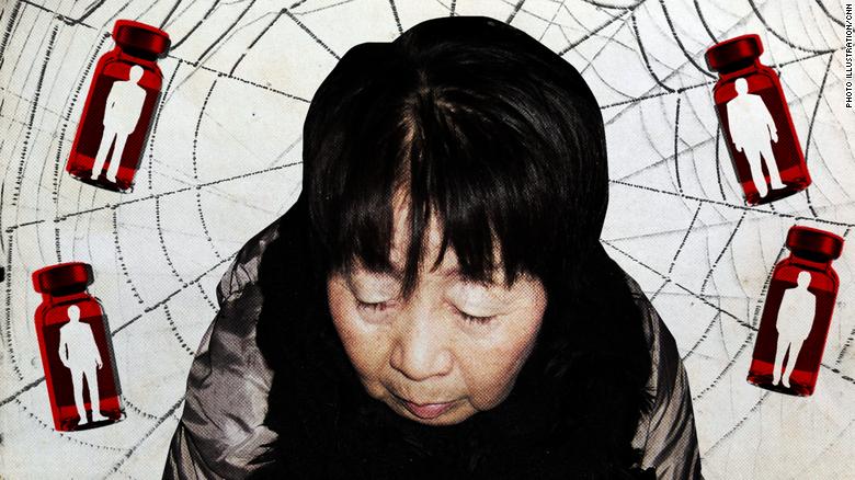"""Sát thủ """"góa phụ đen"""" 74 tuổi đã sát hại người tình của mình bằng xyanua - Ảnh: CNN"""