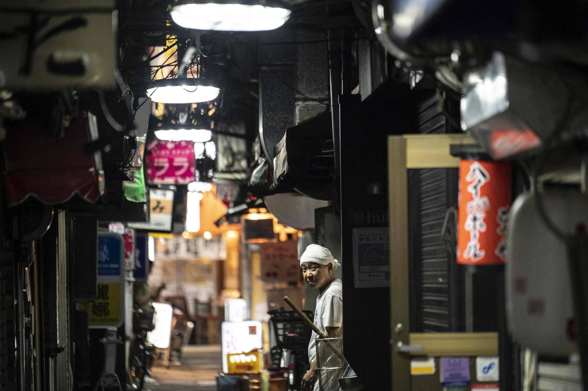 Tình trạng khẩn cấp, được áp dụng cho Tokyo và 18 quận, dự kiến sẽ kết thúc vào cuối tháng 9