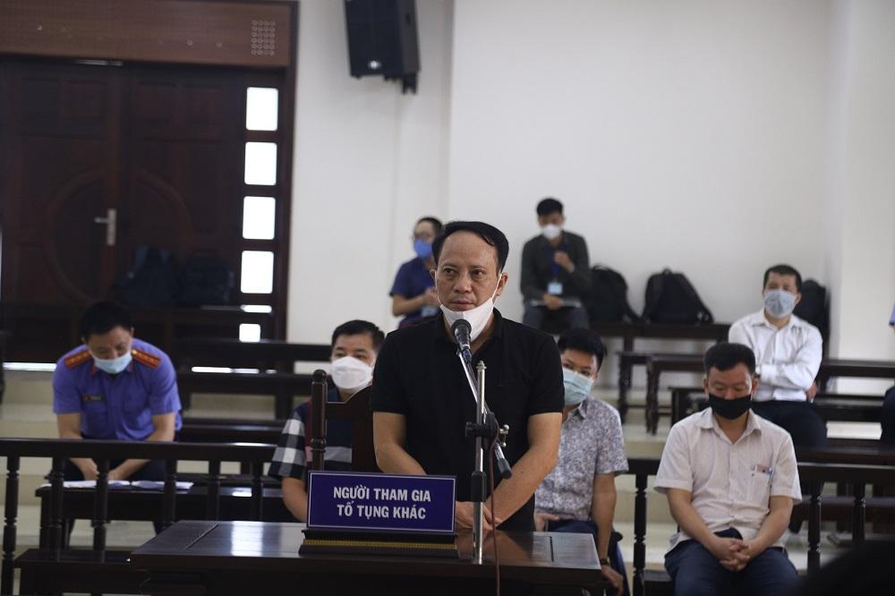 Giám đốc Công ty TNHH Đầu tư Mai Phương đưa ra đề xuất bồi thường thay cho Trịnh Xuân Thanh