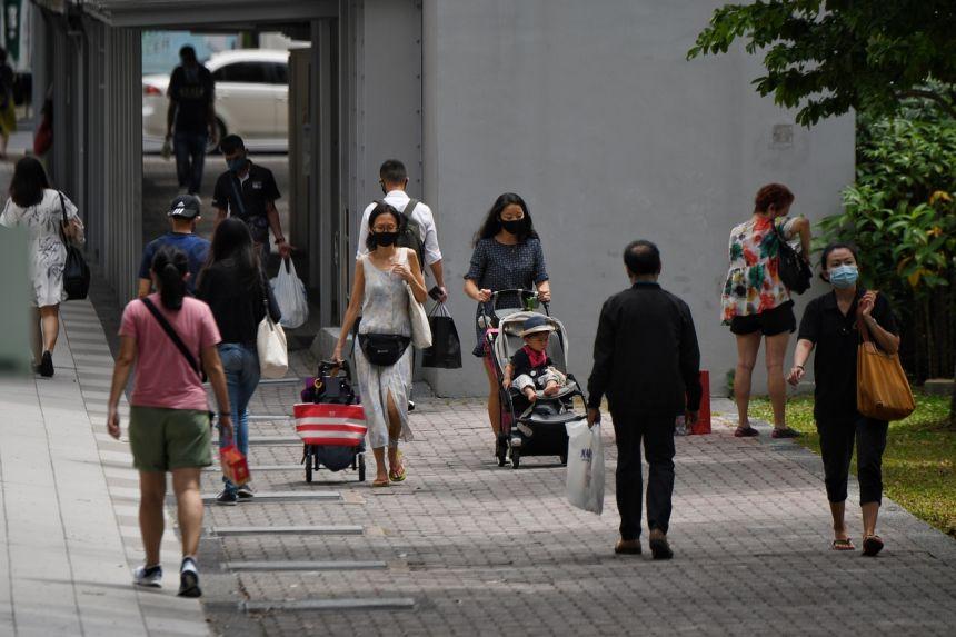 Singapore liên tục ghi nhận số ca mắc COVID-19 kỷ lục trong tuần qua.