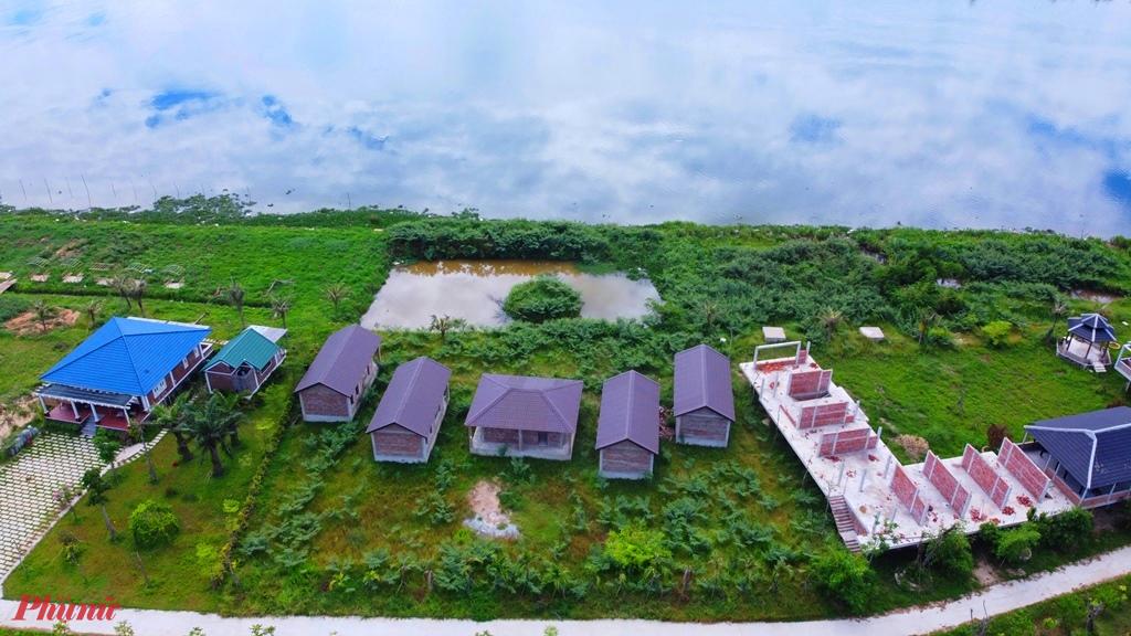 Dư luận cho rằng dự án này vi phạm nghiêm trọng cảnh quang đôi bờ sông Hương